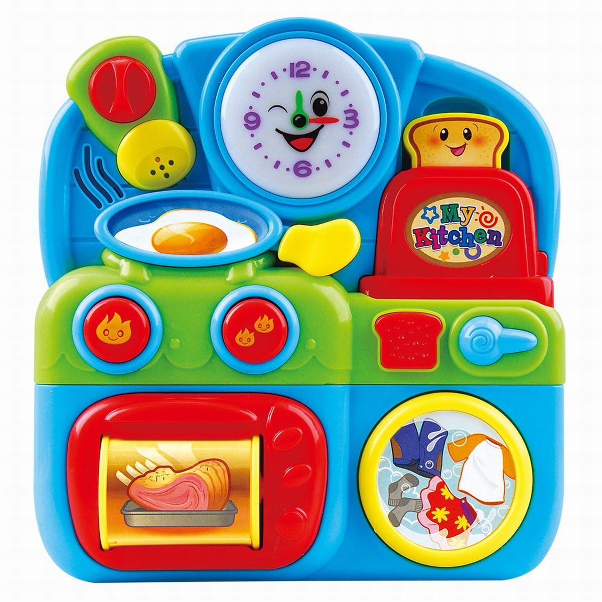 Playgo Развивающая игрушка Мини кухня 1010
