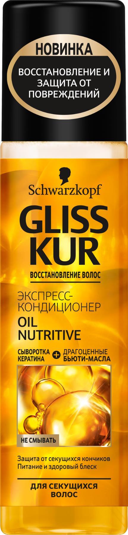Gliss Kur Экспресс-кондиционер
