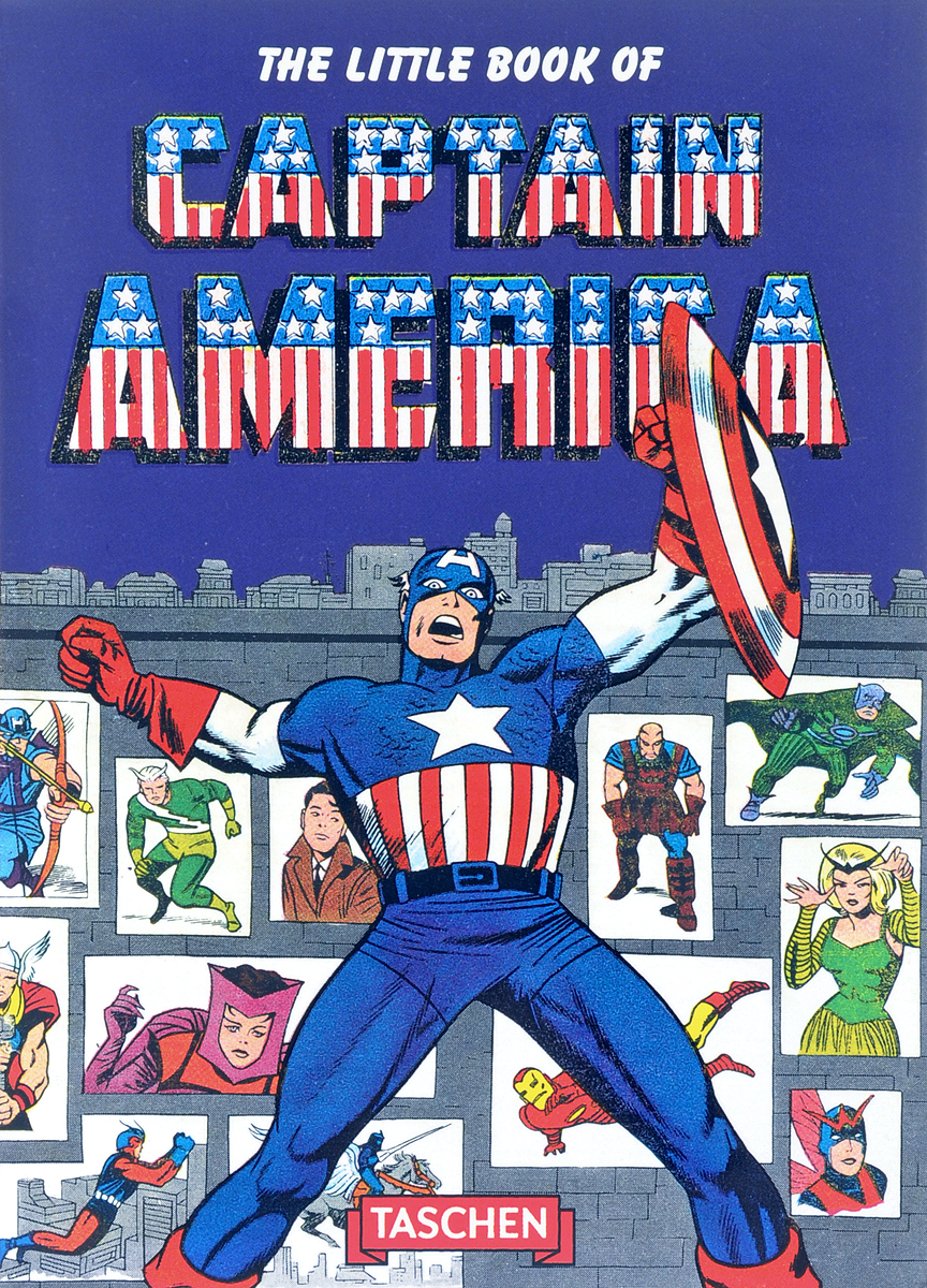 The Little Book of Captain America america s struggle against poverty in the twentieth century revised ed