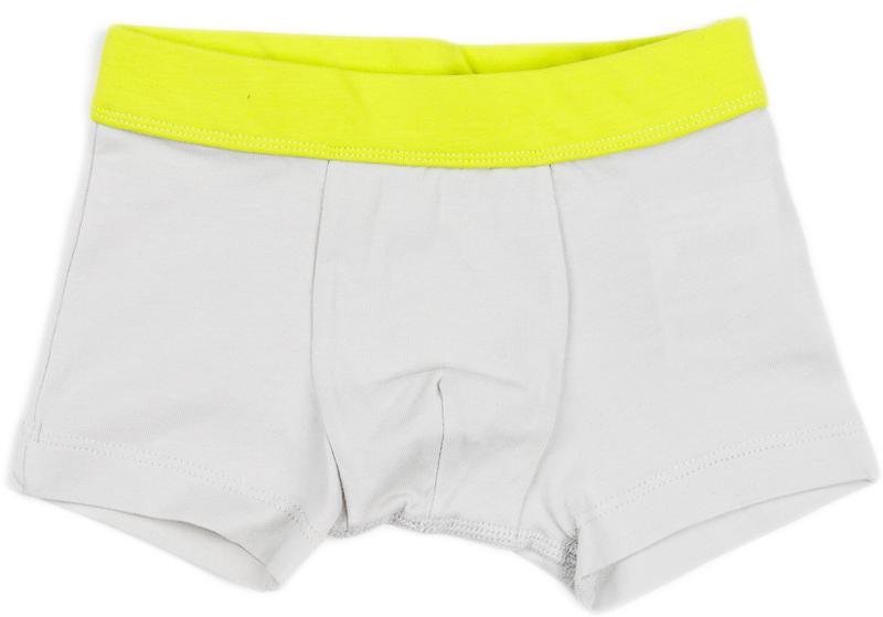 Трусы для мальчика Mark Formelle, цвет: светло-зеленый, серый. 2085-. Размер 116/122