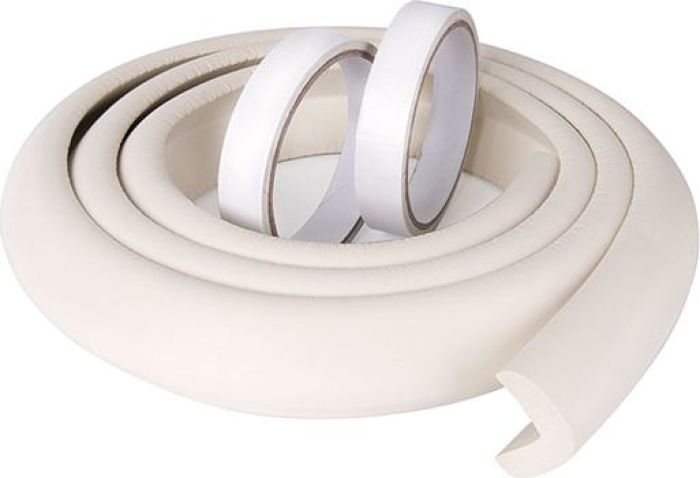ПОМА Мягкая безопасная лента с дополнительным набором наклеек цвет белый 2 м