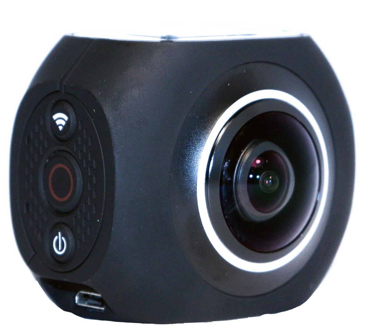 X-Try XTC360 FullHD + Remote цифровая экшн-камераXTC360Экшн-камера X-TRY XTC360 с панорамной съемкой в 360 градусов и поддержкой видеозаписи в формате 4K15/ 2.7K25/ 960p30. Встроенный Wi-Fi позволяет соединять камеру со смартфоном для дистанционного управления и передачи снимков. Для удобства использование в комплекте есть беспроводной пульт и тренога.