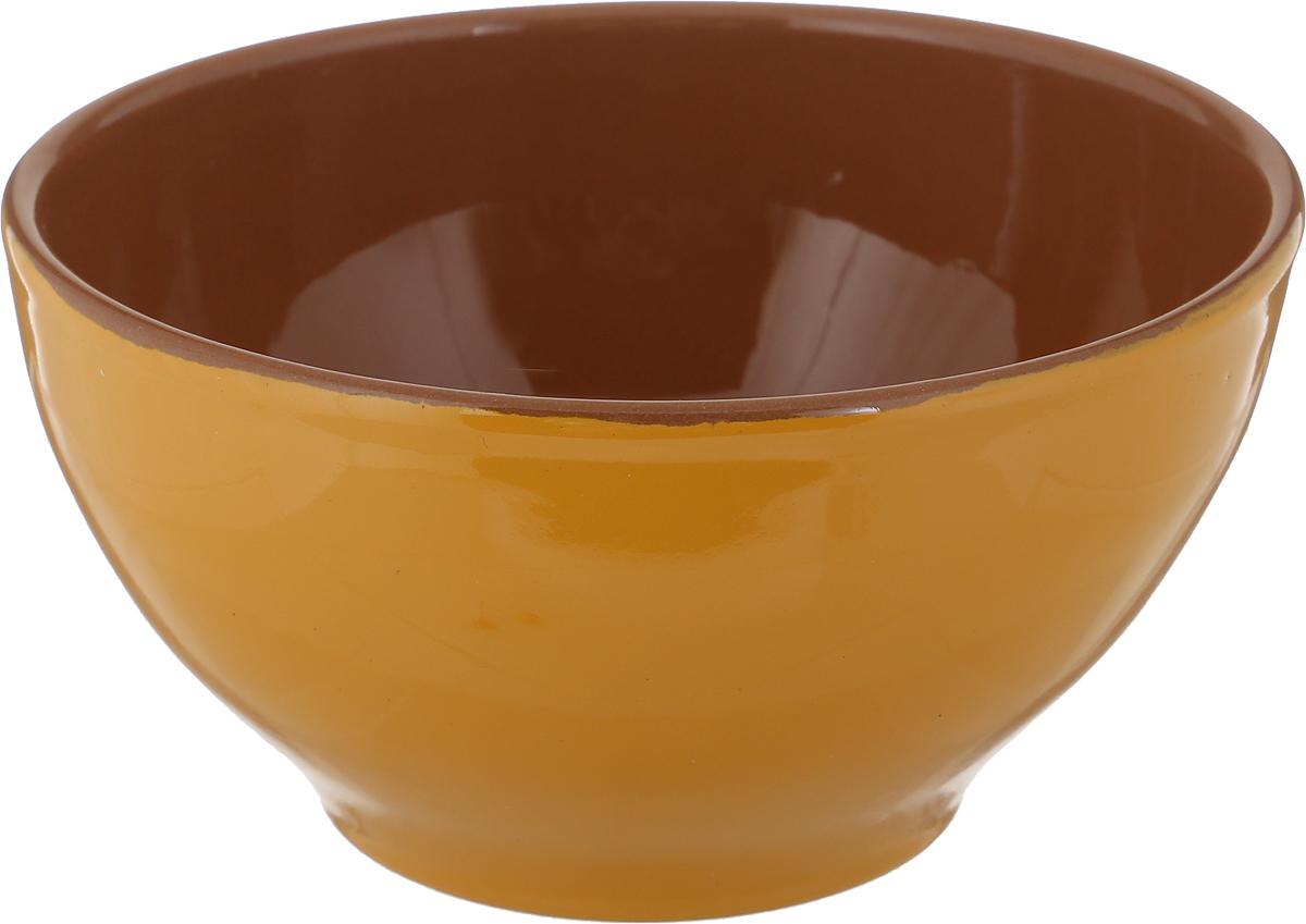 Салатник Борисовская керамика Радуга, цвет: оранжевый, светло-коричневый, 600 млРАД00000530_оранжевый,светло-коричневыйСалатник Борисовская керамика Радуга выполнен извысококачественной керамики. Яркий дизайн придется по вкусу и ценителям классики, и тем, кто предпочитает утонченность и изысканность.Салатник Борисовская керамика Радуга идеально подойдетдля сервировки стола и станет отличным подарком к любому празднику.Можно использовать в духовке и микроволновой печи. Диаметр (по верхнему краю): 13,5 см. Объем: 600 мл.