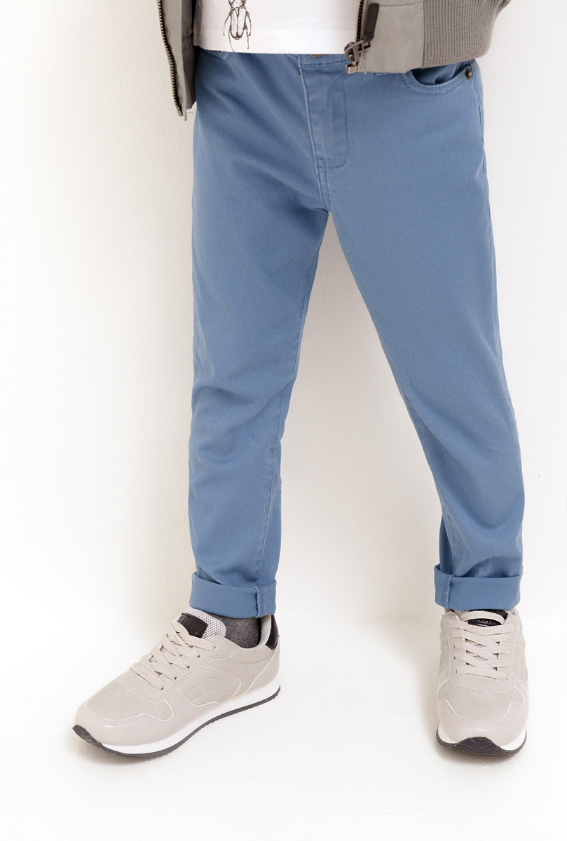 Брюки для мальчика Acoola Monti 2, цвет:  голубой.  20120160149_400.  Размер 98 Acoola