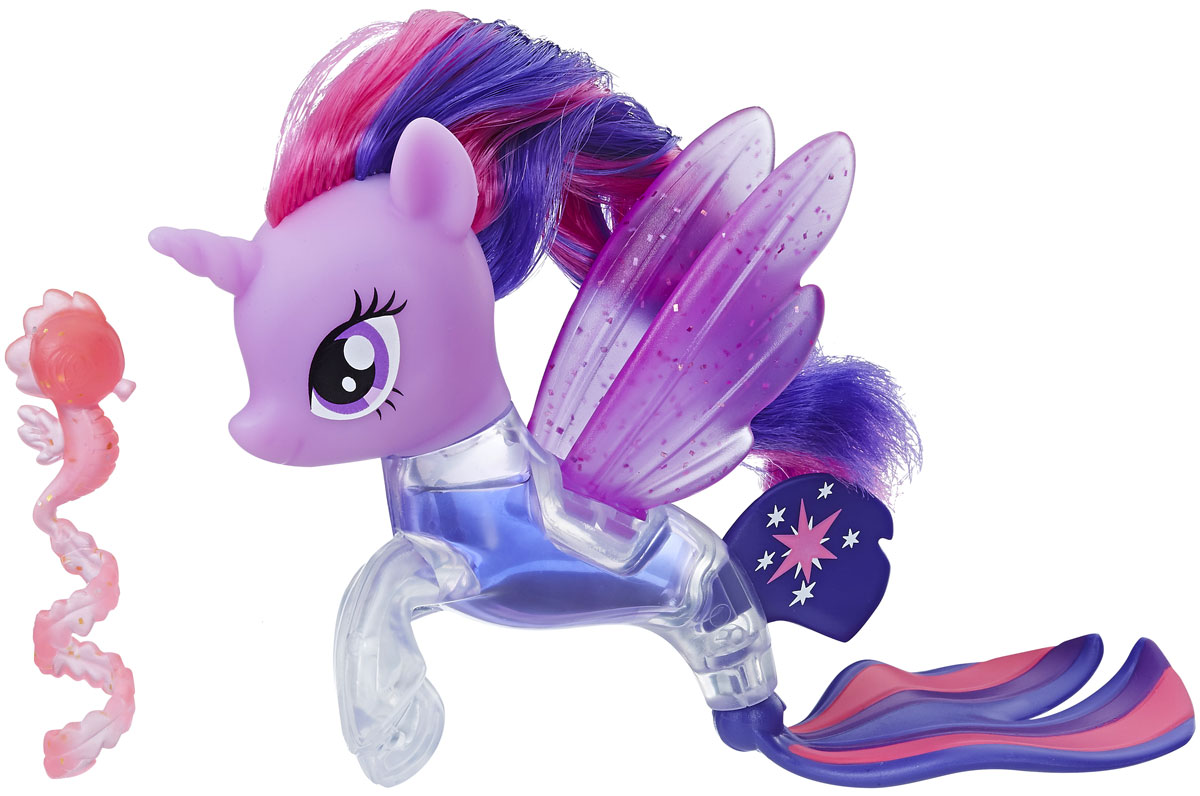 My Little Pony Фигурка Twilight Sparkle Flip & Flow Seapony twilight фигурка alice