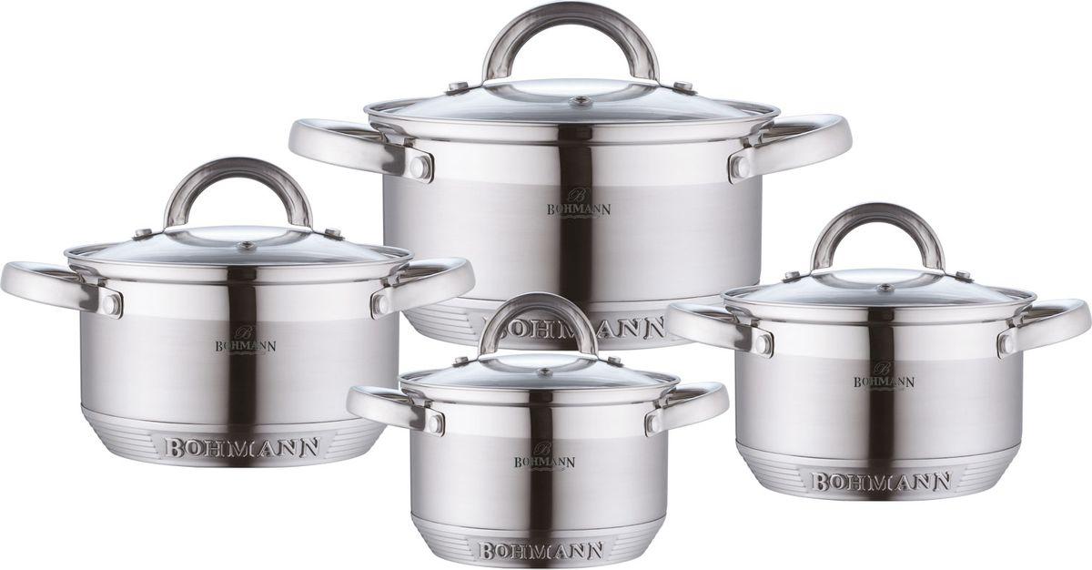 Набор посуды Rainstahl, 8 предметов. 0716BH набор посуды rainstahl 8 предметов 1230 08rs cw mrв