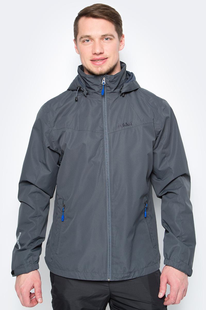 Куртка мужская Rukka, цвет: темно-серый. 979306291RV_294. Размер XXL (56) овощерезка многофункциональная gipfel sana 9747