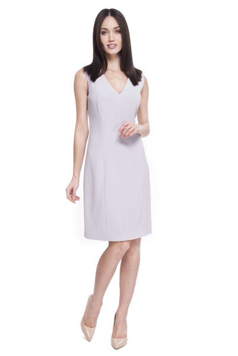 Платье женское Lusio, цвет: голубой. SS18-020054. Размер XS (40/42)SS18-020054