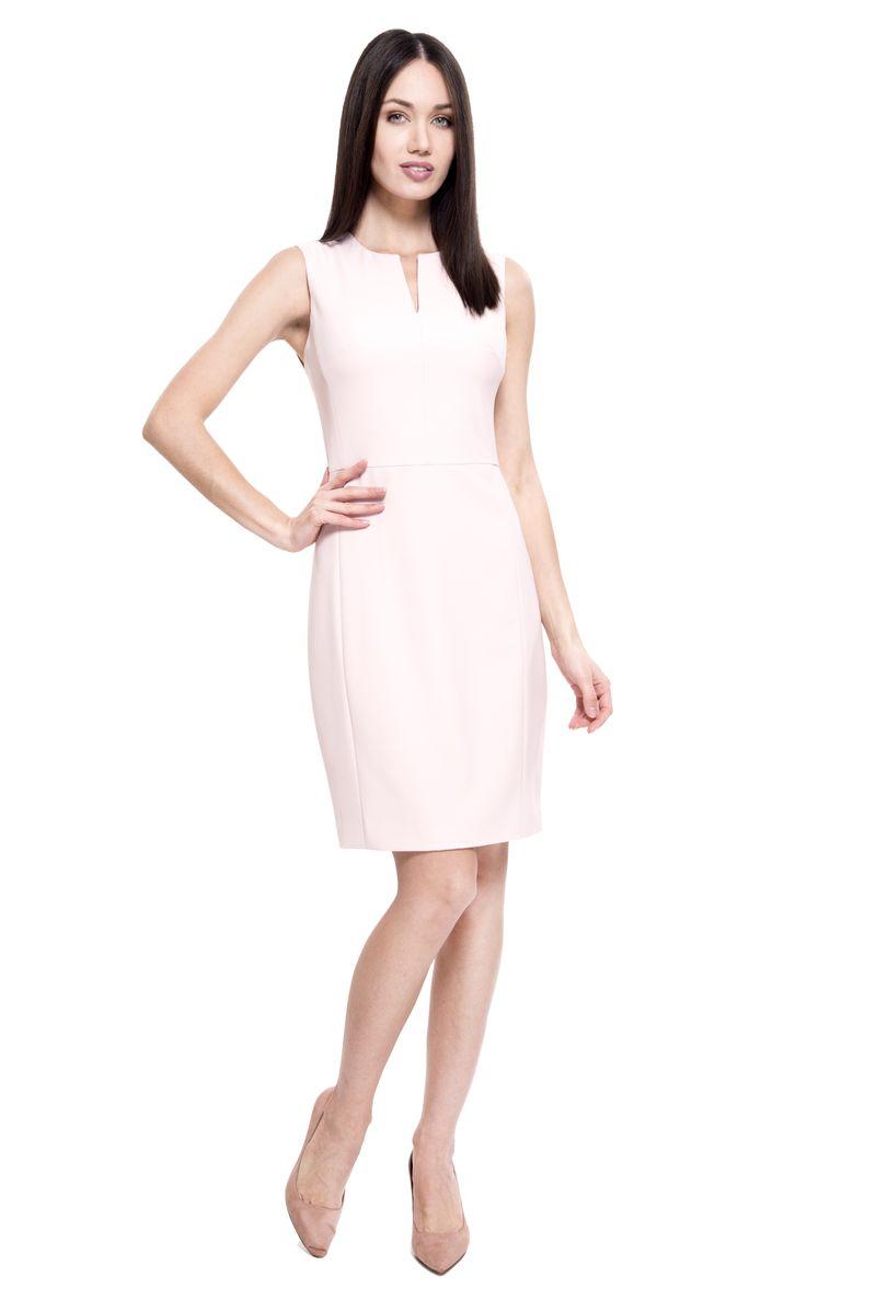 Платье женское Lusio, цвет: розовый. SS18-020052. Размер L (46/48)SS18-020052