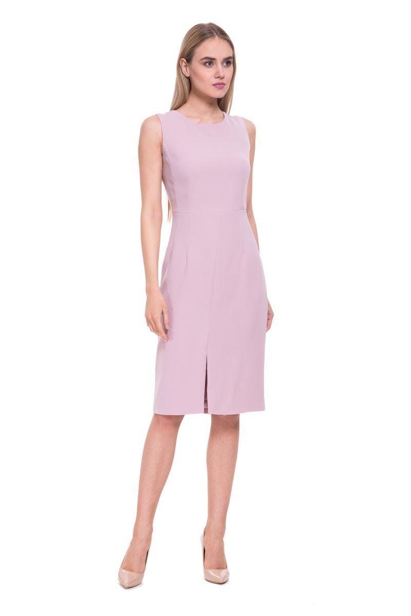 Платье женское Lusio, цвет: розовый. SS18-020134. Размер L (46/48)SS18-020134