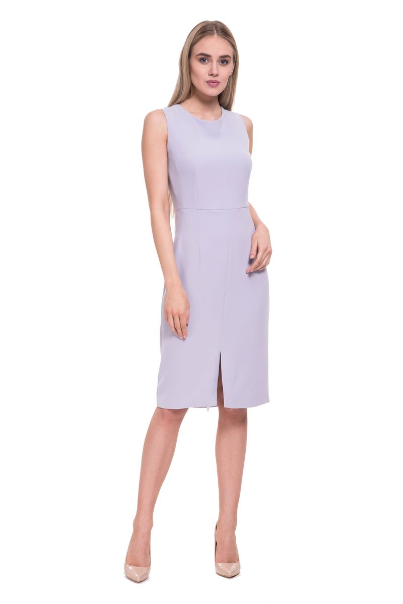 Платье Lusio, цвет: сиреневый. SS18-020134. Размер XS (40/42) платье lusio цвет сиреневый ss18 020223 размер xs 40 42