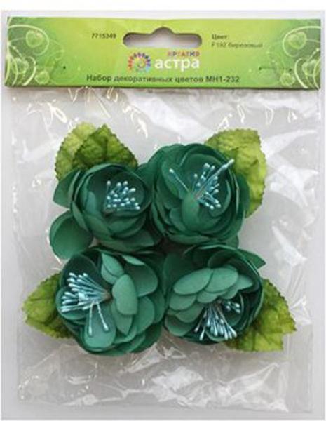 Такие бумажные цветки с основанием в форме кольца помимо скрапбукинга, подойдут для создания гирлянд, украшения свадебного банкета и многого другого.Размер цветков: 4,5 х 2,3 см.В упаковке: 4 шт.