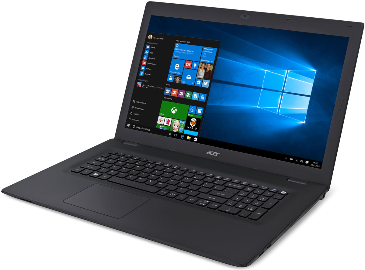 Acer TravelMate TMP278-M-P57H, Black (NX.VBPER.010)