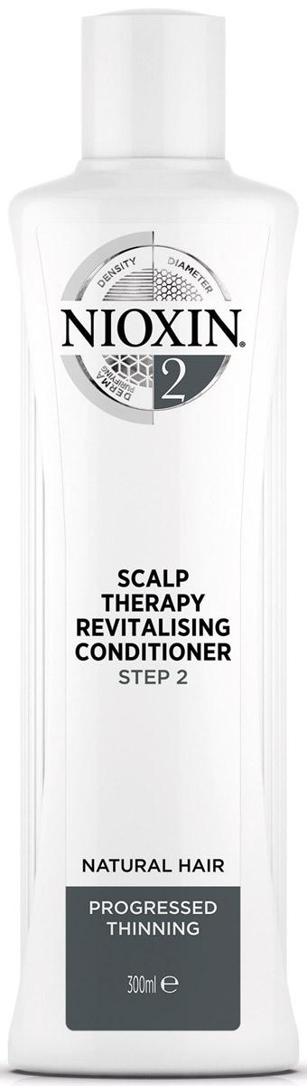 Nioxin Scalp Увлажняющий кондиционер (Система 2) Revitaliser System 2, 300 мл81274141Увлажняющий кондиционер Nioxin Система 2для тонких натуральных, от истонченных до редеющих волос. Подходит для ежедневного применения. Восстанавливает, увлажняет и придает упругость коже головы и волосам. Содержит успокаивающие, ухаживающие масла и энзимные комплексы, которые поддерживают оптимальную среду на коже головы.89% потребителей, которые попробовали систему, заметили эффект утолщения волос** на основе опроса среди 230 американских экспертов, обеспокоенных истончением волос, проведенного SIRS, 2016.