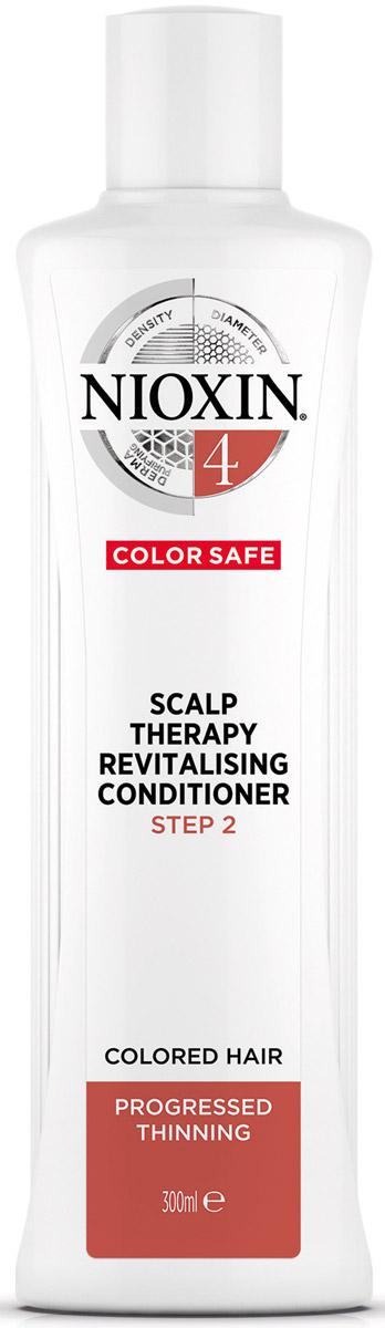 Nioxin Scalp Увлажняющий кондиционер (Система 4) Revitaliser System 4, 300 мл81274168Увлажняющий кондиционер из Системы 4 от Ниоксин предназначен для волос, которые поддались химической обработке и склонны к выпадению. Средство насыщает волосы влагой и энергией, а также смягчает кожу головы и снимает раздражения. Кондиционер от Ниоксин подходит для ежедневного применения, и каждый день балансирует и нормализует состояние ваших волос.
