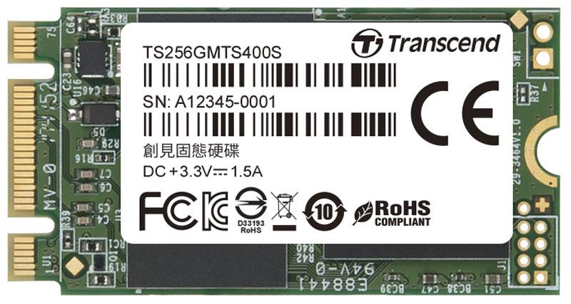 Transcend MTS400S 256GB SSD-накопитель (TS256GMTS400S) recadata 2 5 inch sata iii ssd hard disk 64gb 128gb 256gb mlc high speed internal solid state drive for laptop notebook desktop