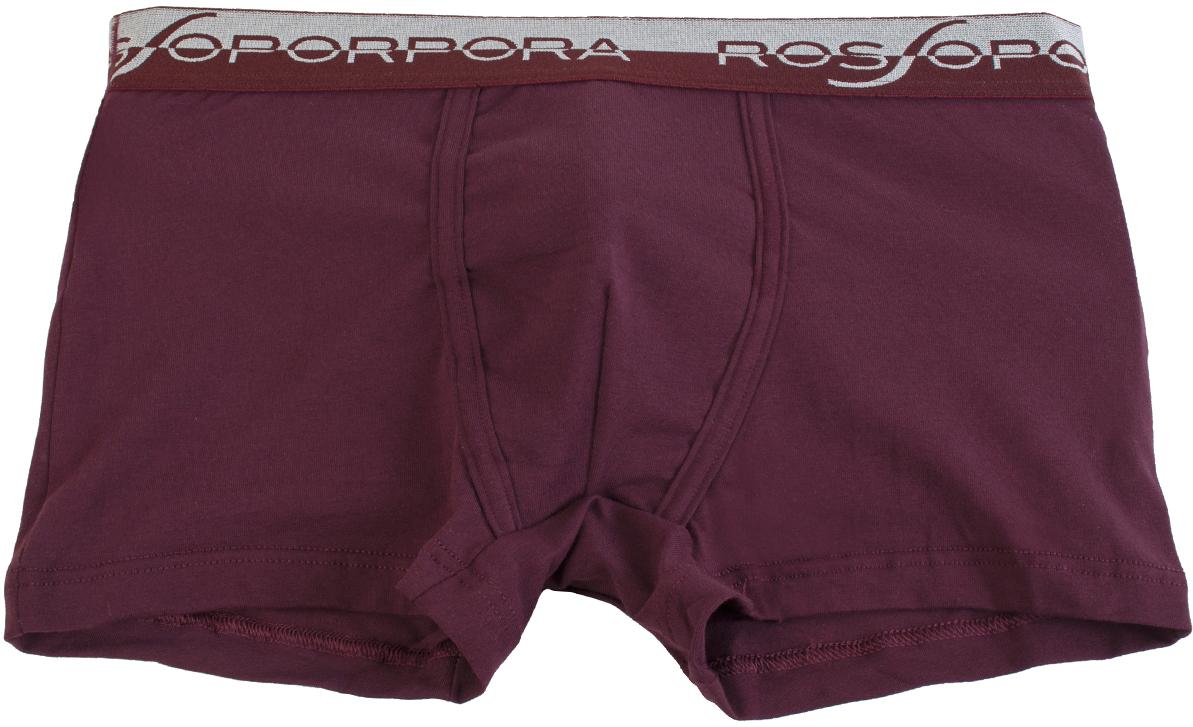 Трусы-боксеры мужские Rossoporpora Boxer Uomo, цвет: бордовый. UB1474. Размер XL (52) боксеры с бантом passion размер l xl
