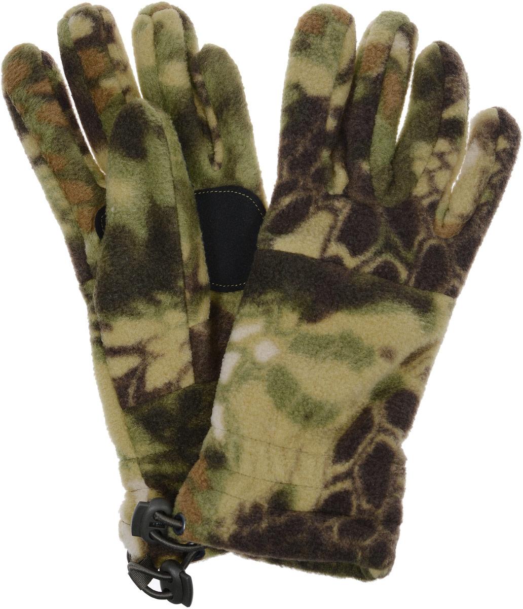 Перчатки спортивные Keotica, цвет: темно-коричневый. 1021004. Размер S/M (7,5/8)1021004Перчатки из флиса. Они дышат, согревают и быстро сохнут при намокании.