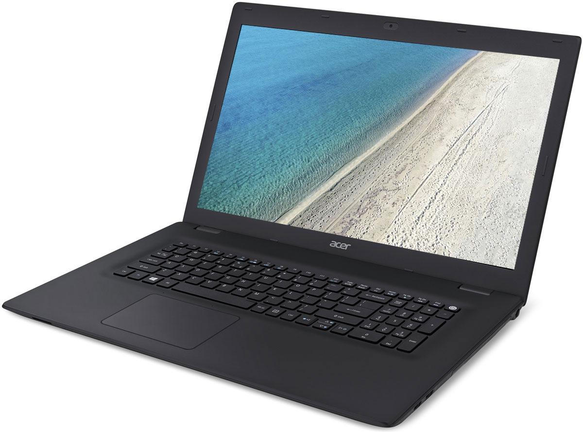 Acer TravelMate TMP278-M-P5JU, Black (NX.VBPER.009)NX.VBPER.009Acer TravelMate TMP278-M - ноутбук для бизнеса, который обеспечивает превосходную производительность,комфортность работы и обладает отличными функциями безопасности.Корпус с минималистичным дизайном и текстурированным узором придает устройству стильный внешний вид.Внутренняя поверхность из матового металла с текстурированным узором не только приятна на ощупь, но иобеспечивает удобство при наборе текста и работе с контентом.Продуманный дизайн с полированными гранями, напоминающими грани алмаза, придает ноутбуку элегантныйвнешний вид.Высокопроизводительная система охлаждения обеспечивает безопасность внутренних компонентов даже приработе в условиях большой температуры окружающего воздуха. Она защищает их от перегрева при любыхнагрузках.В конфигурацию ноутбука входит HD-камера, качественный цифровой микрофон и мощная аудиосистема.Благодаря этому удается сделать общение онлайн по-настоящему живым за счет высокого качества звука иизображения.Точные характеристики зависят от модели.Ноутбук сертифицирован EAC и имеет русифицированную клавиатуру и Руководство пользователя