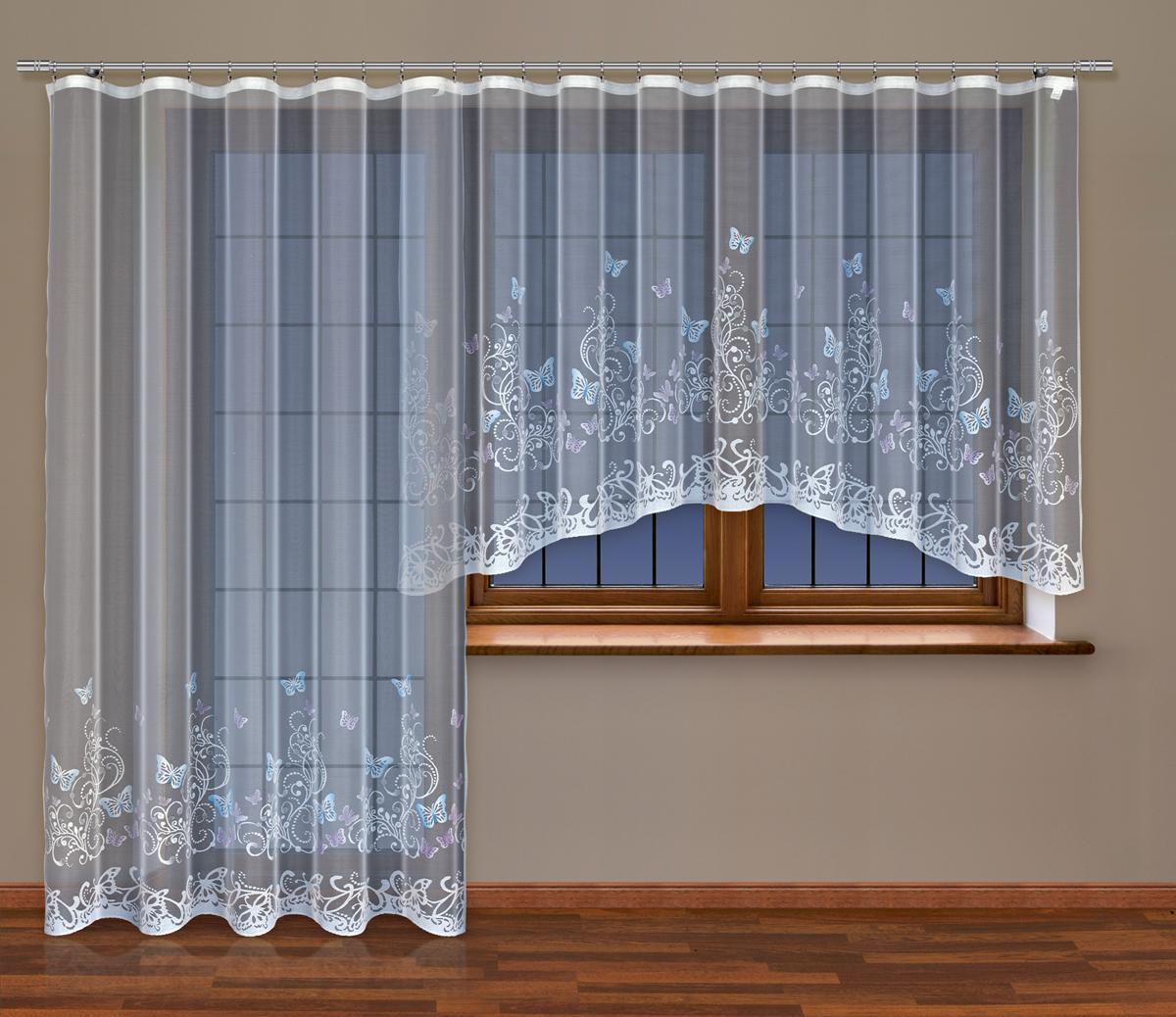 С польскими шторами «Haft» легко создать уют в доме. Все изделия «Haft» отличаются высоким качеством и прослужат не один год. Привнесите  элемент благородства в интерьер вместе с «Haft».
