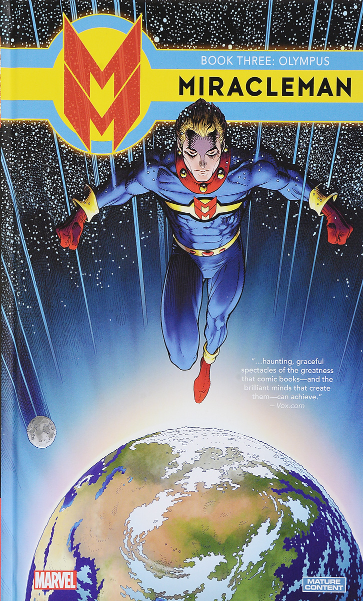 Miracleman Book Three: Olympus b p r d hell on earth volume 6 the return of the master