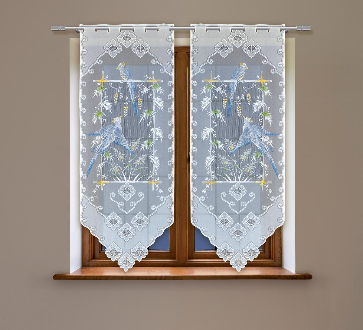 С польскими шторами и тюлем «Haft» легко создать уют в доме. Все изделия «Haft» отличаются высоким качеством и прослужат не один год.  Привнесите элемент благородства в интерьер вместе с «Haft».