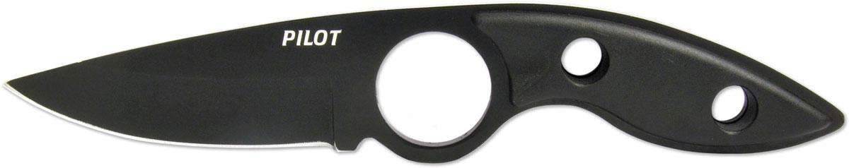 Нож нескладной Ножемир Pilot, цвет: черный, длина клинка 10 см. К-101B ножемир н 222 нескладной page 4