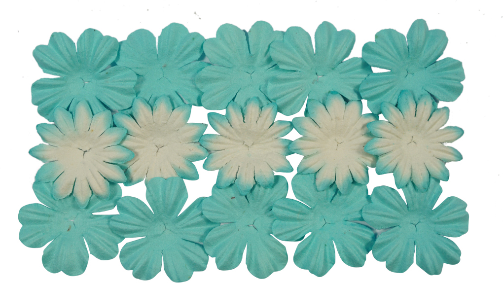 Такой набор декоративных листочков станет любимым элементом декора в скрапбукинге. Назначение: украшение подарочных альбомов, блокнотов, шкатулок, конвертов, пригласительных открыток.В упаковке по 10 цветков каждого вида (всего 20 шт).