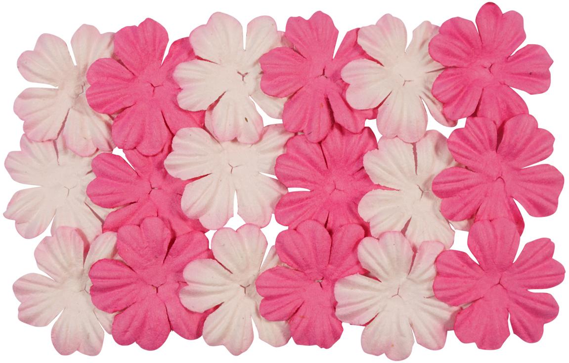 Набор декоративных листочков ScrapBerrys, цвет: розовый, 20 шт694900_09 розовыйТакой набор декоративных листочков станет любимым элементом декора в скрапбукинге. Назначение: украшение подарочных альбомов, блокнотов, шкатулок, конвертов, пригласительных открыток.В упаковке по 10 цветков каждого вида (всего 20 шт).