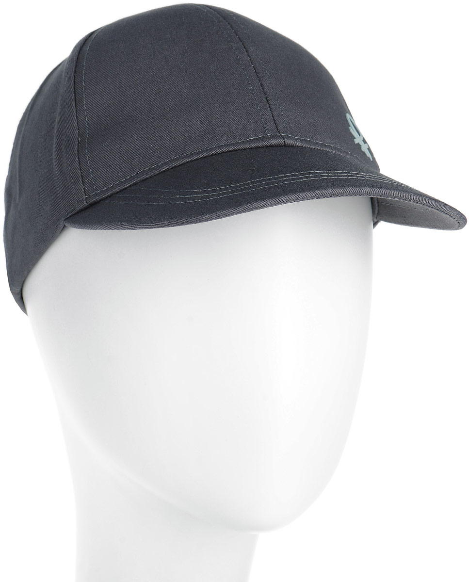 Бейсболка для мальчиков United Colors of Benetton, цвет: серый. 6G0PB4219_11E. Размер 50/526G0PB4219_11E