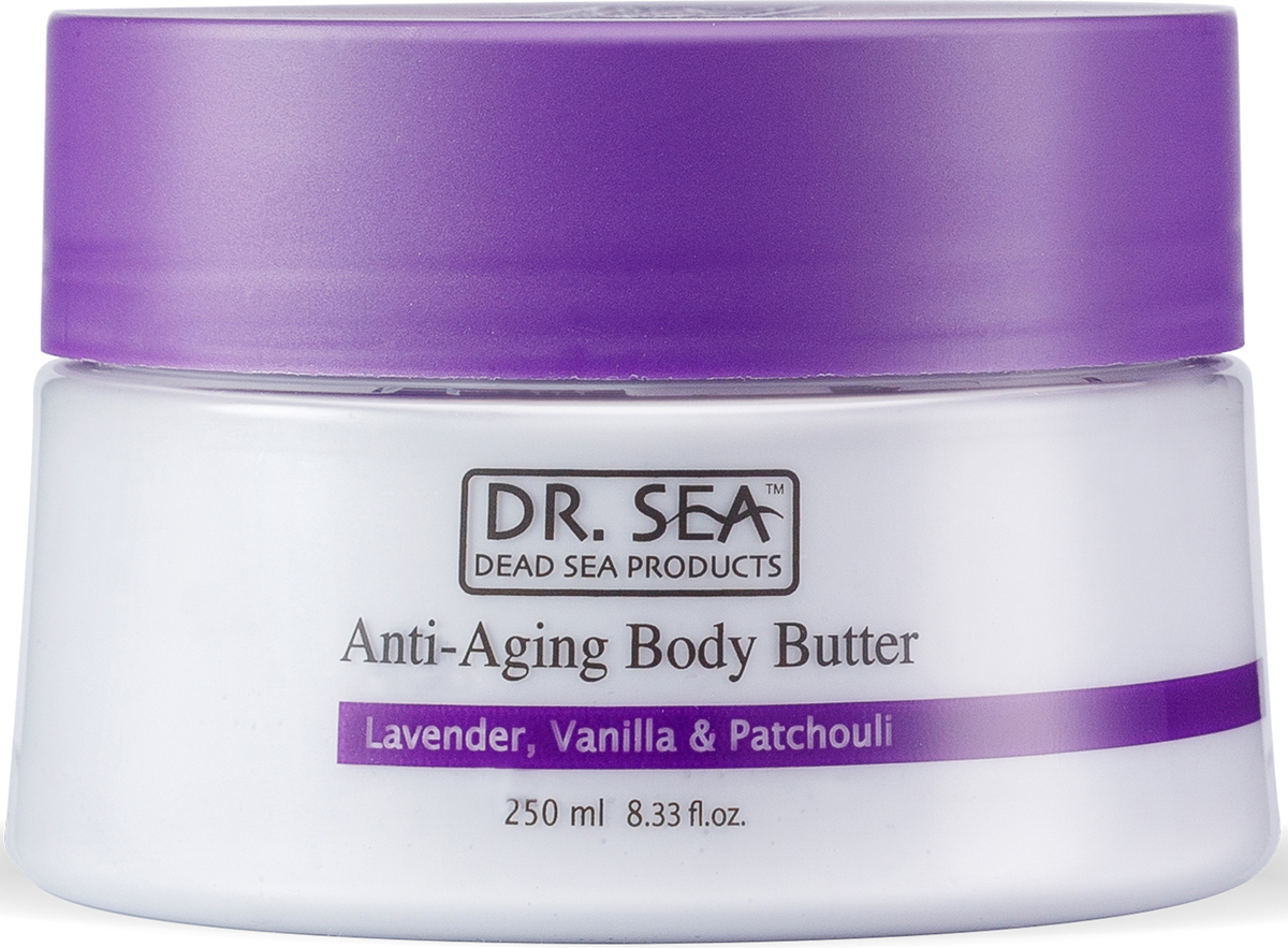 Dr.Sea Масло для тела против старения-лаванда , ваниль и пачули, 250 мл227Ежедневное применение масла для тела Dr. Sea позволяет коже эффективно противостоять процессу старения, повышает ее эластичность и упругость. Содержит минералы Мертвого моря, натуральные эфирные и растительные масла, а также витамины C и E, жирные кислоты омега-3 и омега-6. Способствует предотвращению растяжек, рекомендуется к применению в период диеты или беременности. Способ применения: после каждого принятия ванны или душа наносите на кожу массирующими движениями и втирайте до полного впитывания.Основу косметики Dr. Sea составляют минералы, грязи и органические вытяжки Мертвого моря, а также натуральные растительные экстракты. Косметические средства Dr. Sea разрабатываются и производятся исключительно на территории Израиля в новейших технологических условиях, позволяющих максимально раскрыть и сохранить целебные свойства природных компонентов. Ни в одном из препаратов не содержится парааминобензойная кислота (так называемый парабен), а в составе шампуней и гелей для душа не используется Sodium Lauryl Sulfate. Уникальность минеральной косметики Dr. Sea состоит в том, что все компоненты, входящие в рецептуру, натуральные. Сочетание минералов, грязи, соли и других натуральных составляющих, усиливают целебное действие и не дают побочных эффектов. Характеристики:Объем: 250 мл. Производитель: Израиль. Товар сертифицирован.