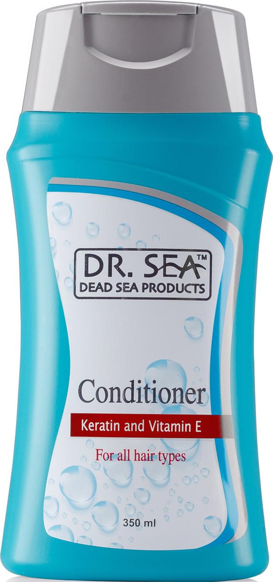 Dr.Sea Кондиционер для волос с кератином и витамином Е, 350 мл256Минеральный оздоравливающий кондиционер для волос Dr. Sea используется как дополнение к шампуню. Комплекс минералов Мертвого моря и растительных экстрактов защищает волосы от вредного химического и механического воздействия. Входящий в состав шампуня пантенол облегчает расчесывание и придает волосам блеск. Подходит для всех типов волос. Подходит для ежедневного применения.Основу косметики Dr. Sea составляют минералы, грязи и органические вытяжки Мертвого моря, а также натуральные растительные экстракты. Косметические средства Dr. Sea разрабатываются и производятся исключительно на территории Израиля в новейших технологических условиях, позволяющих максимально раскрыть и сохранить целебные свойства природных компонентов. Ни в одном из препаратов не содержится парааминобензойная кислота (так называемый парабен), а в составе шампуней и гелей для душа не используется Sodium Lauryl Sulfate. Уникальность минеральной косметики Dr. Sea состоит в том, что все компоненты, входящие в рецептуру, натуральные. Сочетание минералов, грязи, соли и других натуральных составляющих, усиливают целебное действие и не дают побочных эффектов. Характеристики:Объем: 400 мл. Производитель: Израиль. Товар сертифицирован.