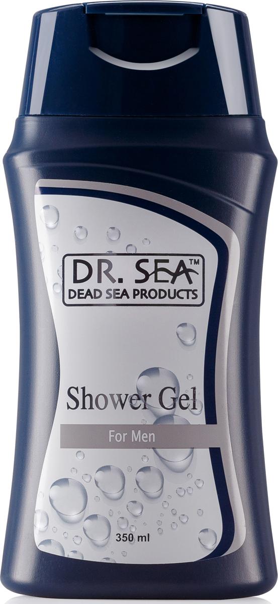 Dr.Sea Гель для душа для мужчин,350 мл