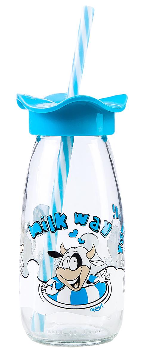 Бутылка Renga Молочный путь, цвет: голубой, 250 мл2936554-голубойОт качества посуды зависит не только вкус еды, но и здоровье человека. Бутылка-товар, соответствующий российским стандартам качества. Любой хозяйке будет приятно держать его в руках. С нашей посудой и кухонной утварью приготовление еды и сервировка стола превратятся в настоящий праздник.