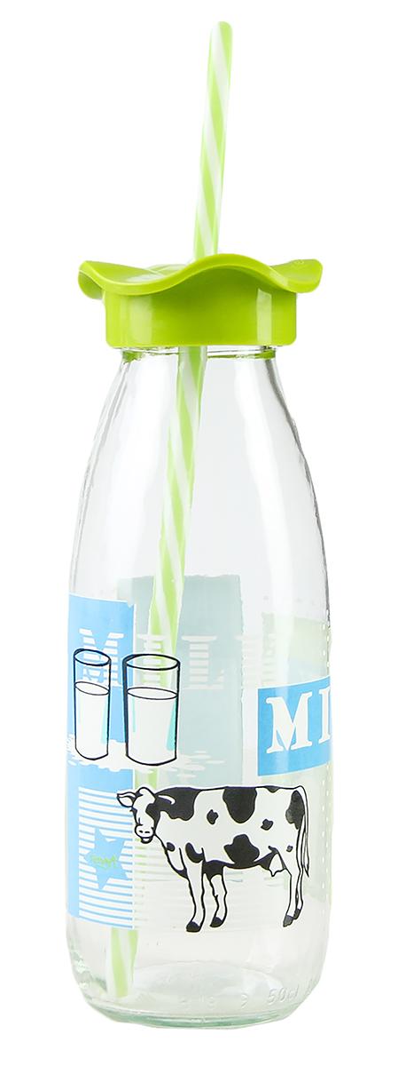 Бутылка Renga Молочный путь, цвет: зеленый, 500 мл. 29365572936557-зеленыйОт качества посуды зависит не только вкус еды, но и здоровье человека. Бутылка-товар, соответствующий российским стандартам качества. Любой хозяйке будет приятно держать его в руках. С нашей посудой и кухонной утварью приготовление еды и сервировка стола превратятся в настоящий праздник.