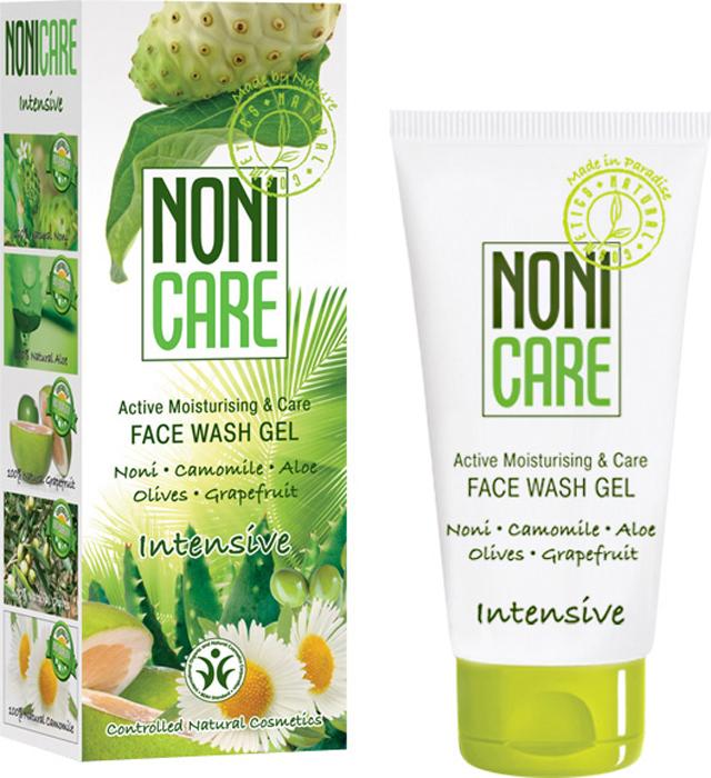 Nonicare Увлажняющий гель для умывания Intensive - Face Wash Gel 100 мл