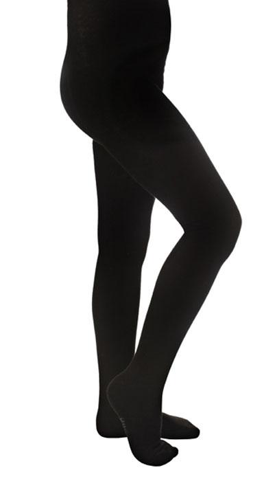 Колготки детские Idilio, цвет: черный. KG01. Размер 116/122