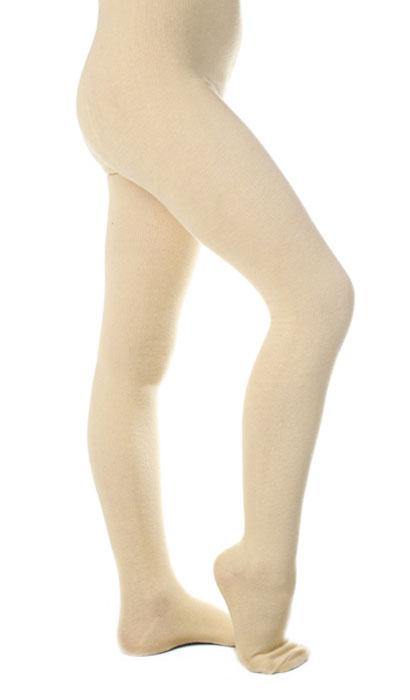Фото Колготки для девочки Idilio, цвет: слоновая кость. KG06. Размер 104/110