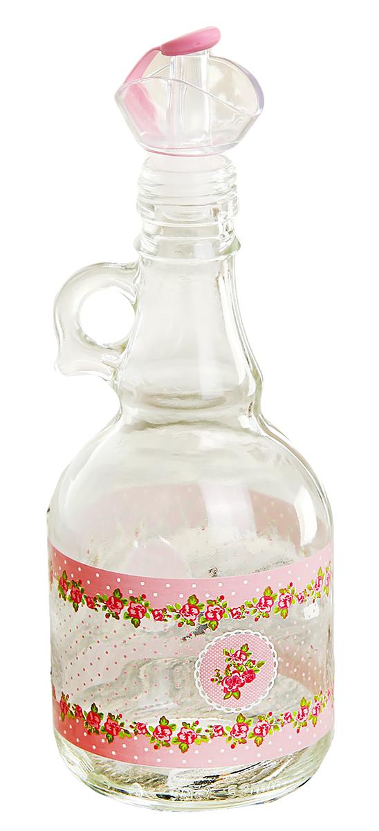 Бутыль для соуса и масла Avanti-stile Джоли, цвет: розовый, 550 мл2936581Бутыль Avanti-stile выполнен из высококачественного стекла. Такая емкость стильно дополнит интерьер кухни и прекрасно послужит для хранения масла и соуса. Отличный подарок к любому случаю,который порадует любую хозяйку.
