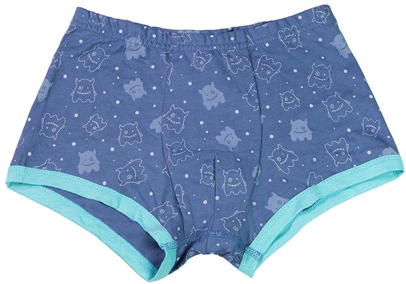 Трусы для мальчика Mark Formelle, цвет: синий. 1655-0. Размер 116/1221655-0(синий)