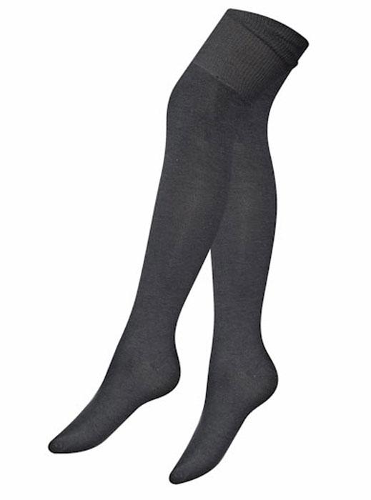 Чулки Idilio, цвет: темно-серый. GW01. Размер универсальный