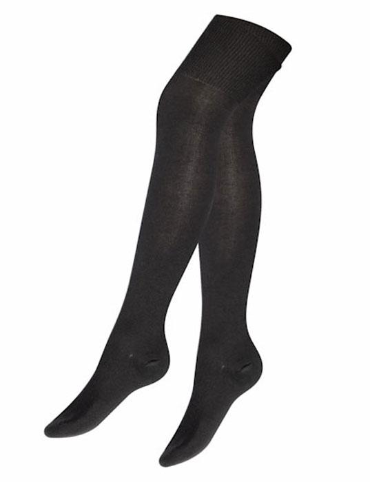 Чулки Idilio, цвет: черный. GW01. Размер универсальный