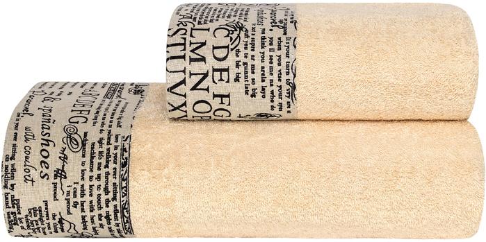 полоБанное полотенце Estia выполнено из100% хлопка. Изделие отлично впитывает влагу, быстро сохнет, сохраняет яркость цвета и не теряет форму даже после многократных стирок. Плотность ткани 400 гр/м2.  Такое полотенце очень практично и  неприхотливо в уходе.