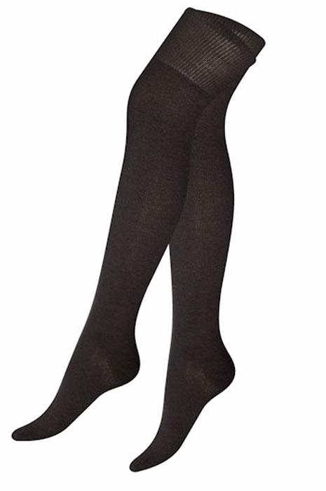 Гольфы женские Idilio, цвет: коричневый. GW02. Размер 37/39 недорго, оригинальная цена