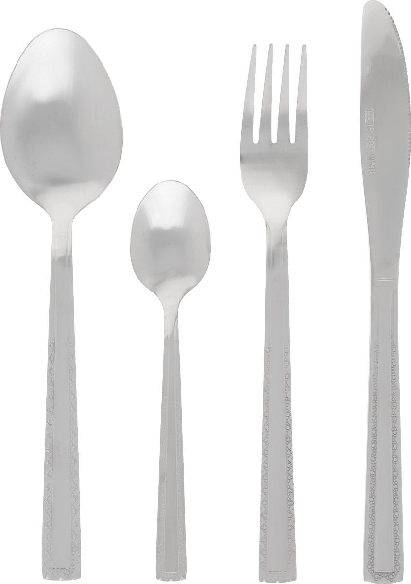 Набор столовых приборов Mayer & Boch, 24 предмета. 22466 набор столовых приборов cutipol goa white цвет белый 24 предмета 9264