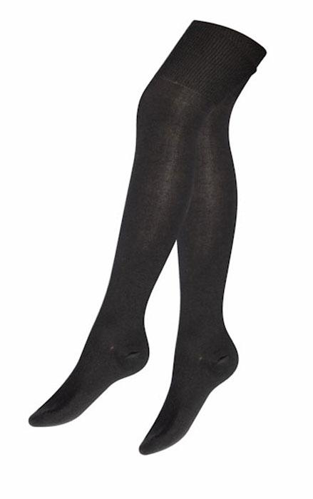 Гольфы женские Idilio, цвет: черный. GW02. Размер 39/41 недорго, оригинальная цена
