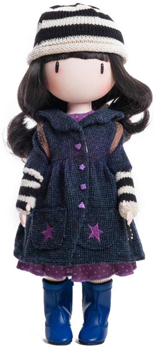 Paola Reina Кукла Горджусс Поганка 32 см paola reina кукла вики 47 см paola reina