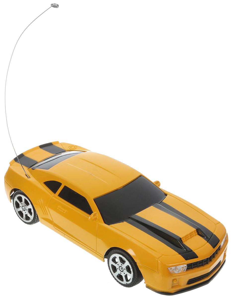 Yako Машина на радиоуправлении цвет желтый