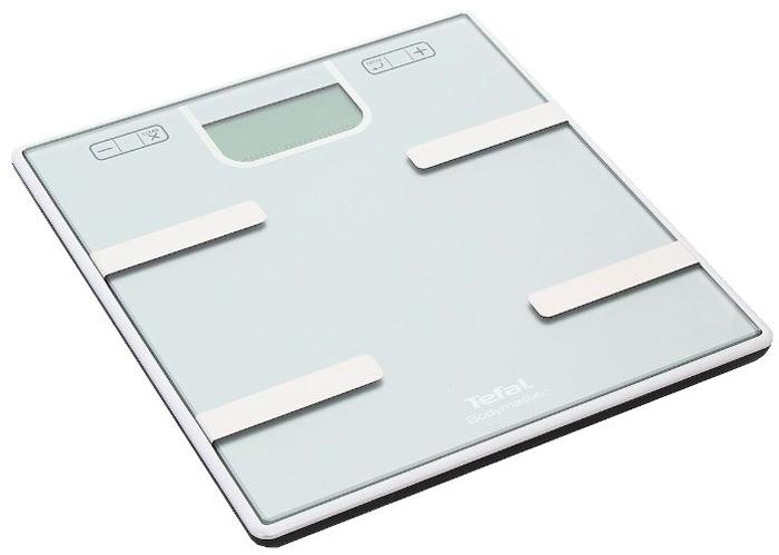 Tefal BM6010V0, Silver весы напольные tefal 90130