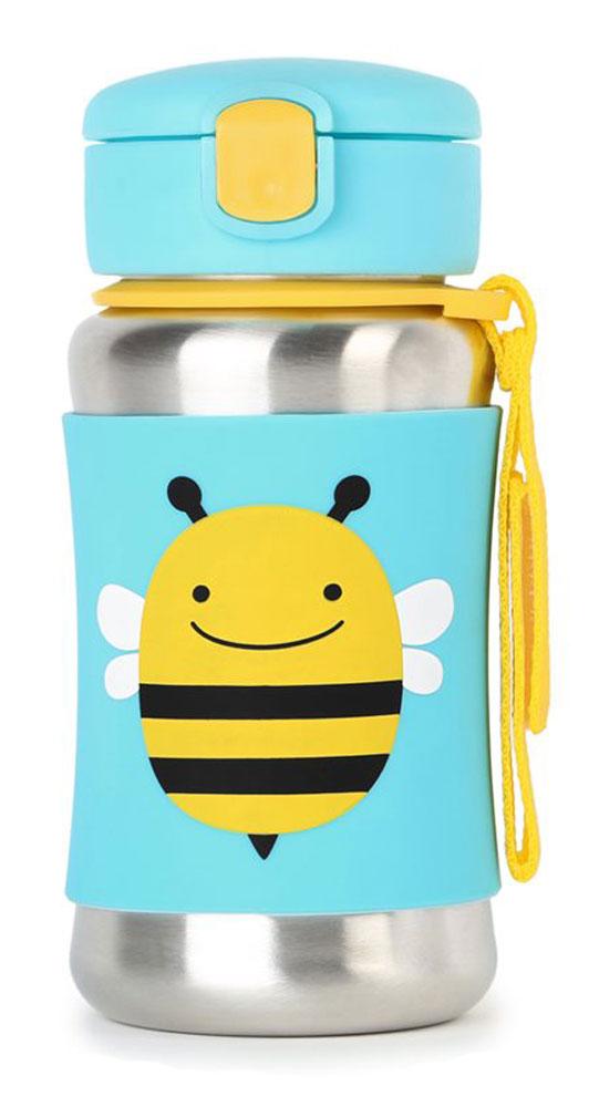 SkipHop Термо-поильник Пчела